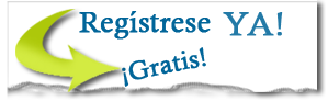 Registrate. Es facil... y gratis